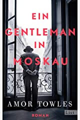 Ein Gentleman in Moskau: Roman (German Edition) Kindle Edition