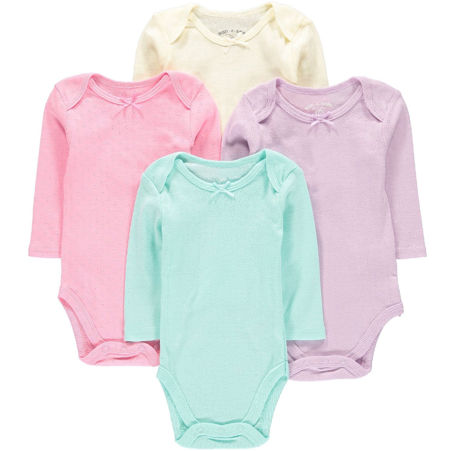 Solid Colored Onesies: Amazon.com