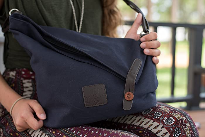 503aeb7bff9828 Amazon.com: Hobo Tote Bag Canvas Crossbody Messenger Vegan Laptop Tablet  Purse Beach Handbag Luggage Carryall Gift Her Blue Red Navy White Free  Shipping: ...