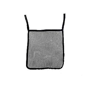 2 Pack Portable Universal Multi Function Baby Stroller Hanging Bag, Accessory Mesh Organizer Net Bag , Food Storage Container Bag,Stroller Hanging Storage Net Bag ,Toy Storage