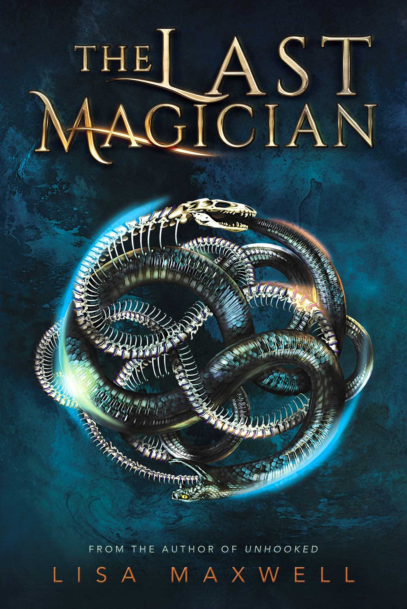 Amazon.com: The Last Magician (1) (9781481432078): Maxwell, Lisa: Books