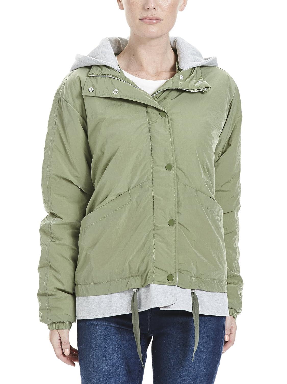 Bench Damen Jacke Oversized 2 in 1 Jacket