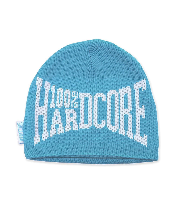 100% HARDCORE - Gorro de punto - para hombre azul azul claro ...