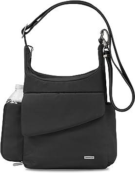 Travelon Anti-Theft Urban N//s Tablet Messenger Bag Black One Size