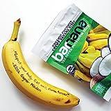 Barnana Organic Chewy Banana Bites, Coconut, 3.5