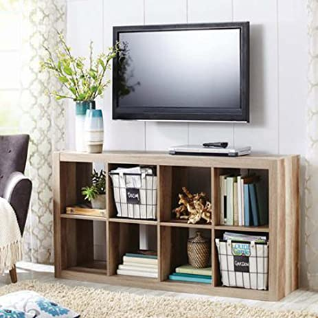 Amazon.com: Modern Better Homes and Gardens 8-Cube Organizer, by ...