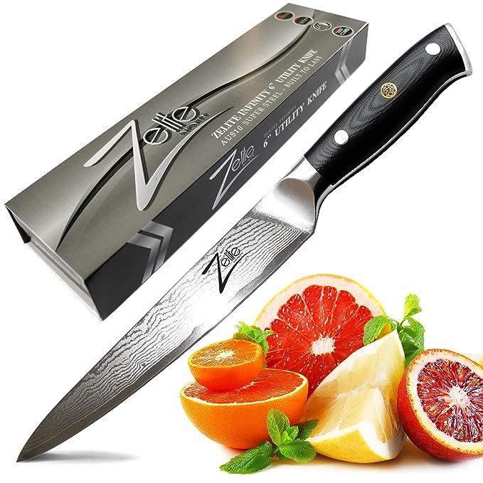 Review ZELITE INFINITY Utility Knife