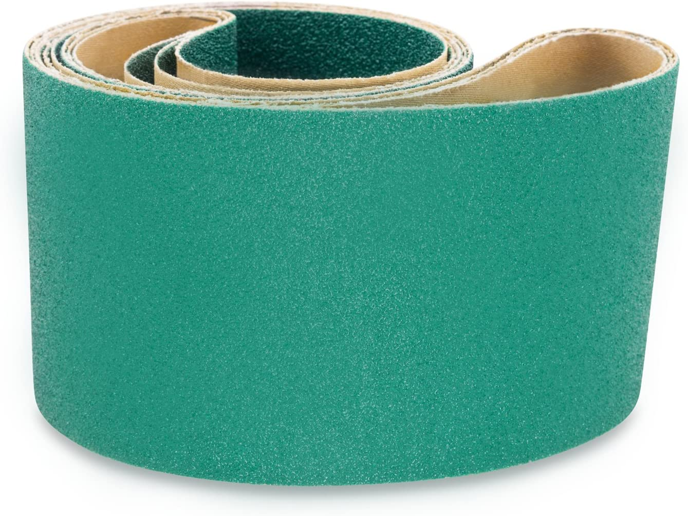 Sanding Belts 4 X 36 Zirconia Cloth Sander Belts 60 Grit 9 Pack