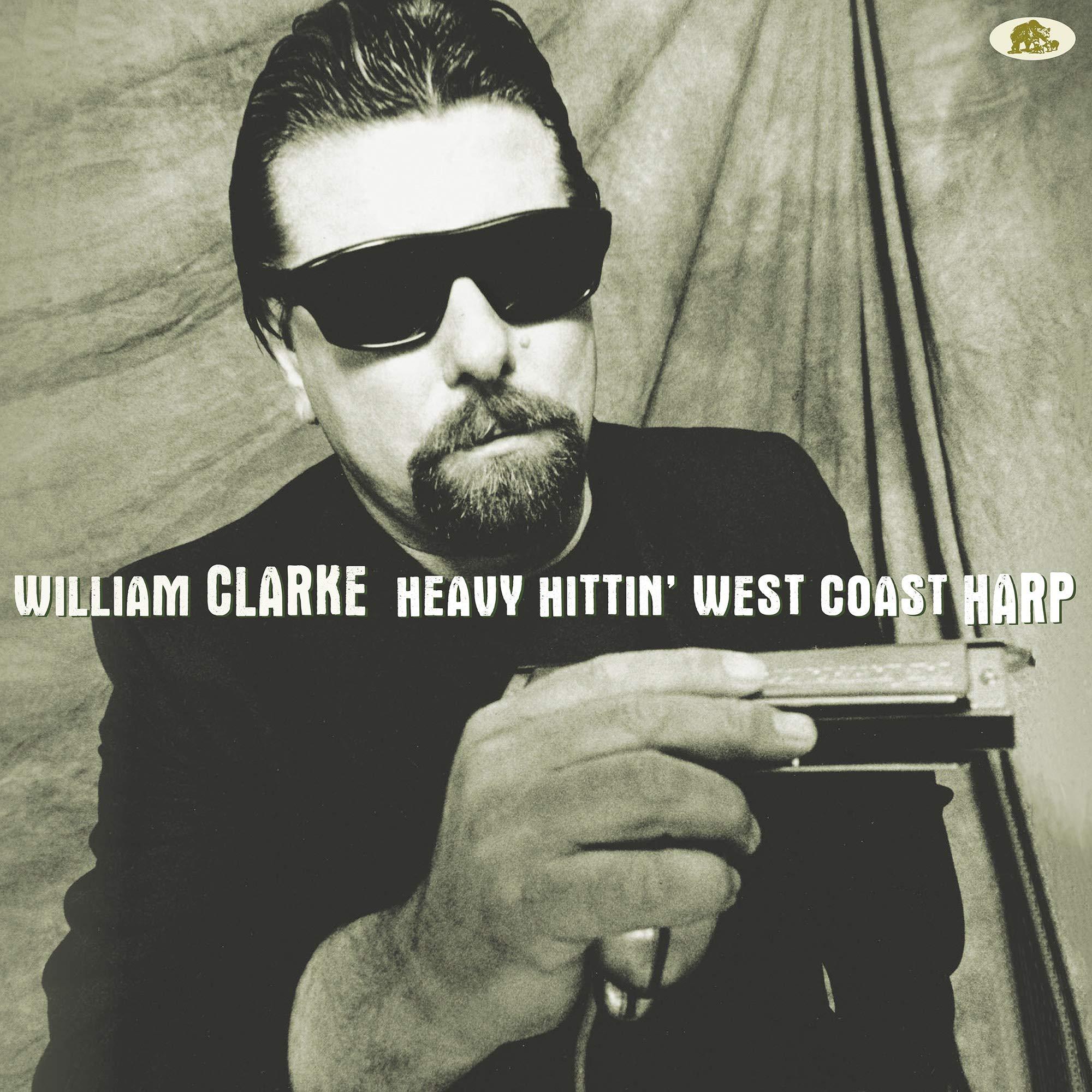 Heavy Hittin' West Coast Harp by Bear Family