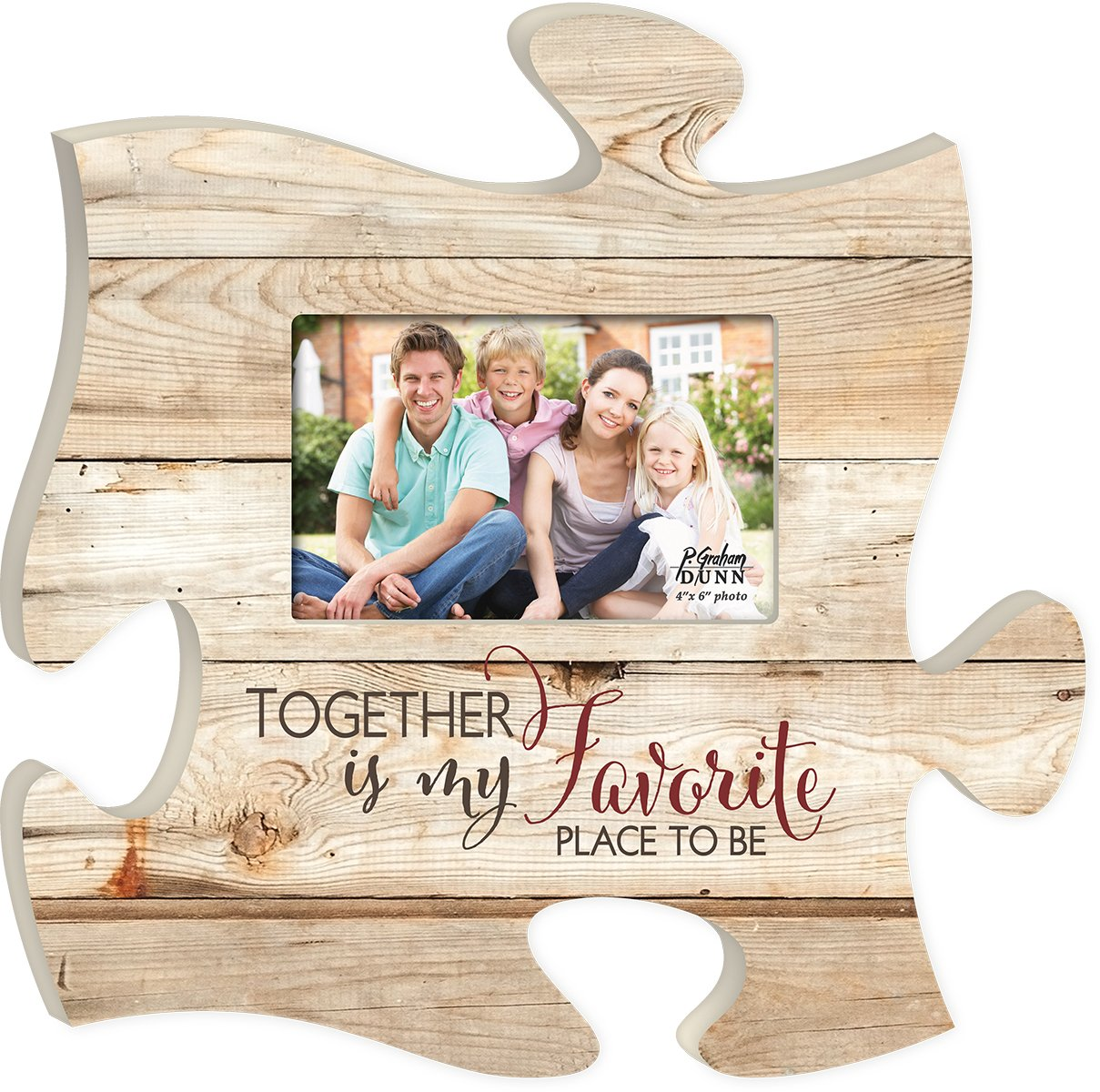 Amazoncom Together Is My Favorite Place To Be 4x6 Photo 12 X 12