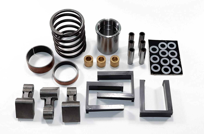 Kawasaki Mule 2510 DIESEL - COMPLETE Engine Drive Converter/Drive Clutch Rebuild Kit - Rebuilds OEM 49093-1068