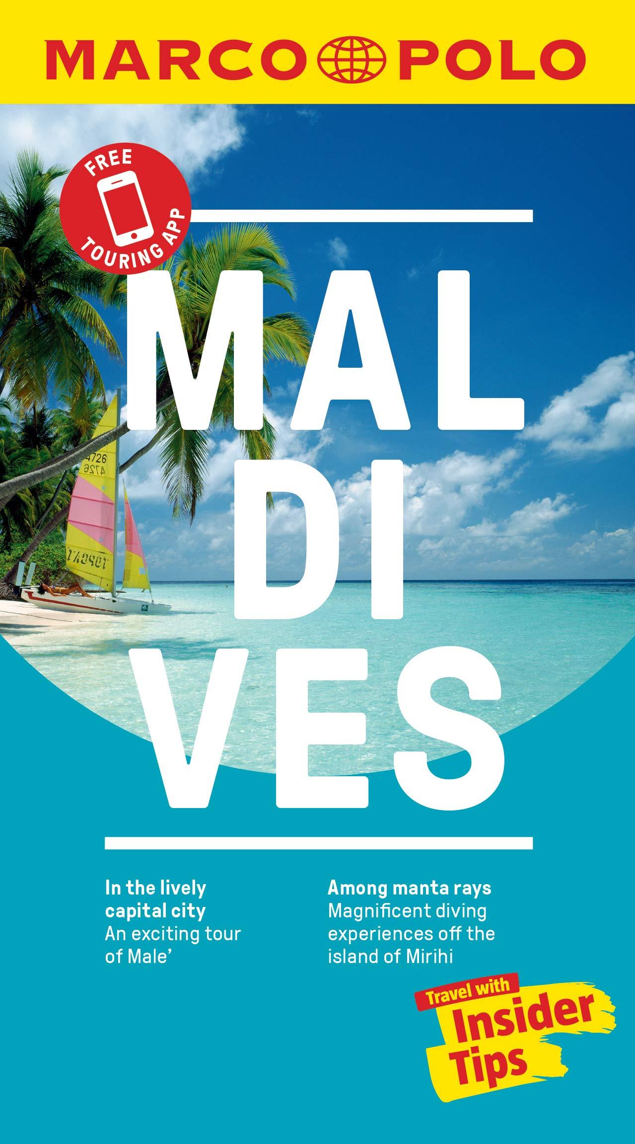 Maldives Marco Polo Pocket Travel Guide Marco Polo Pocket