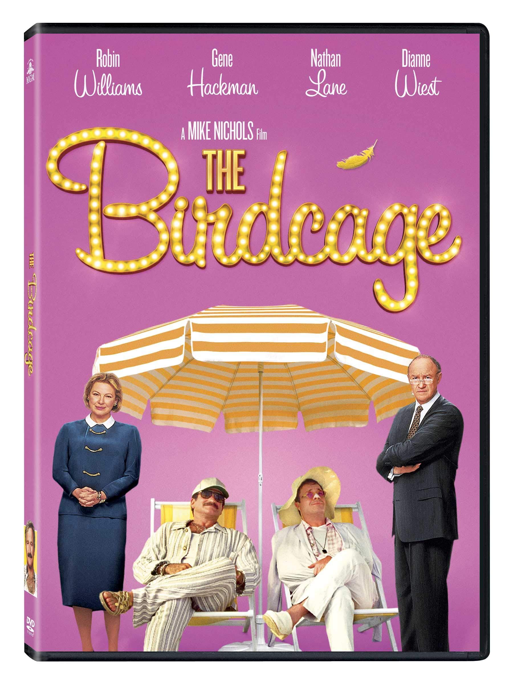DVD : Birdcage (WS)
