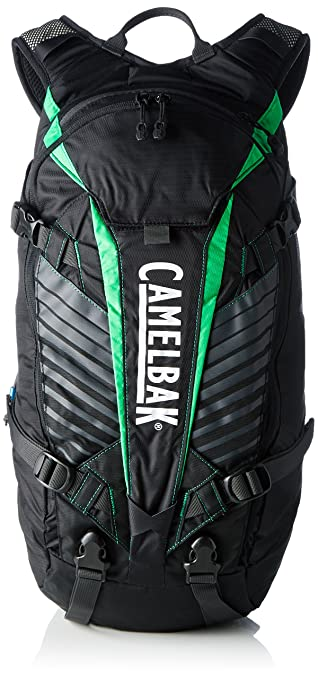 on feet at super popular biggest discount CamelBak Kudu 12 Black Green Backpack 2016