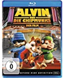 Alvin und die Chipmunks - Der Film [Blu-ray]