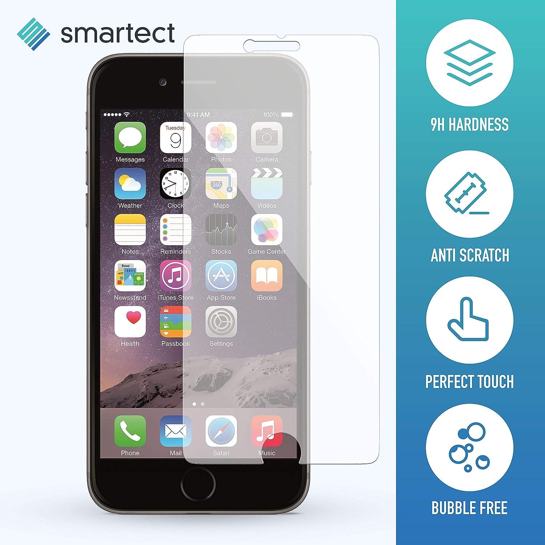 smartect Protector de Pantalla para iPhone 6 Plus / 6s Plus: Amazon.es: Electrónica