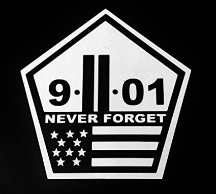 Us made never forget world trade center sticker decal 9 11 nyc vinyl sticker decal