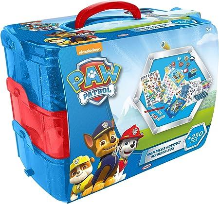 Mon mega CPAW143 - Caja de manualidades para niños de la Patrulla ...