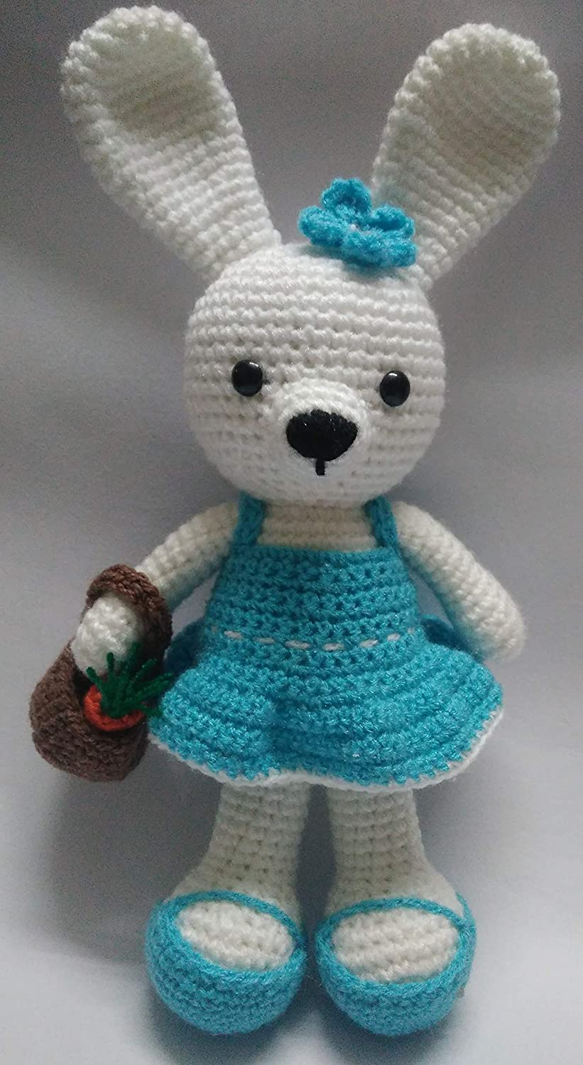 Crocheting the Baby Bean Doll: Joining Legs in One Piece (No Sew ... | 1500x821