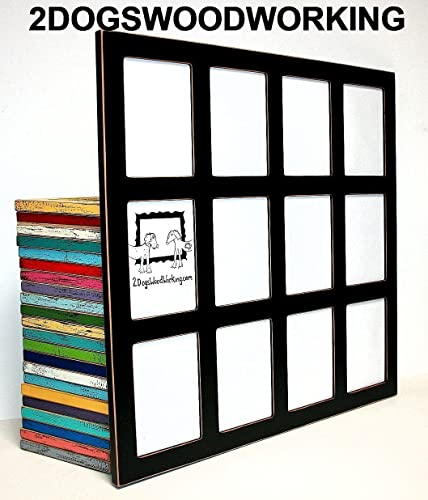Amazon.com: First year frame School years picture frames 12 opening ...