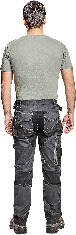 Hombre Elasticos Y Duraderos Con Bolsillos Para Rodilleras Ultra Comodos Dayboro Pantalones De Trabajo Para Hombre Ropa Halalrestaurants London