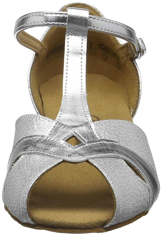 Diamant M/ädchen Tanzschuhe 031-030-045 Standard /& Latein