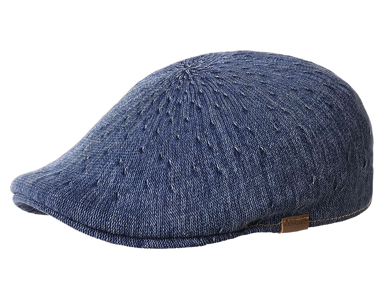 Outlet Kangol Indigo 507 - Gorra plana para hombre - azul - www ... 04aa498ca08