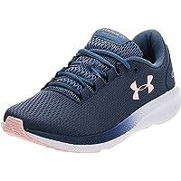 Under Armour UA W Charged Pursuit 2-BLU Spor Ayakkabılar Kadın