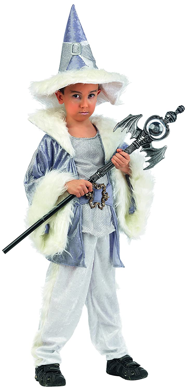 Limit Sport - Disfraz de brujo mago Adalgis para niño, talla 2 ...