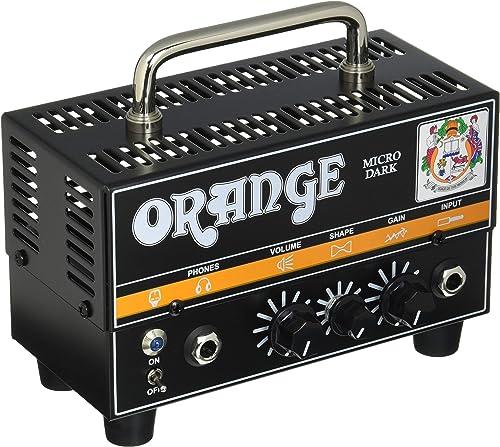 Orange Power Amplifier, Black (Micro Dark)