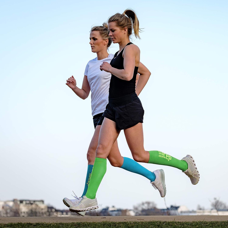 Extra light running socks in blue size III RUN ULTRALIGHT SOCKS for women CEP