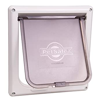 PetSafe Interior 2-Way Locking Cat Door White  sc 1 st  Amazon.com : petsafe doors - pezcame.com