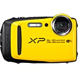 Fujifilm FinePix XP120 Waterproof Digital Camera - Yellow