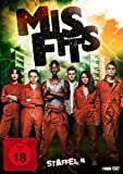 Misfits - Staffel 4 [3 DVDs]