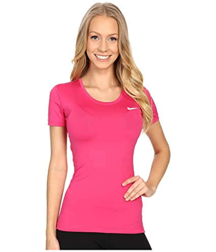 latest to buy factory authentic NIKE Pro Cool à manches courtes T-shirt - Femme
