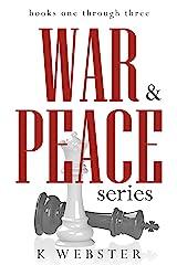 War & Peace Series: Books 1-3 Kindle Edition