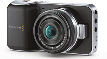 Amazon.com : Blackmagic Pocket Cinema Camera with Micro Four ...