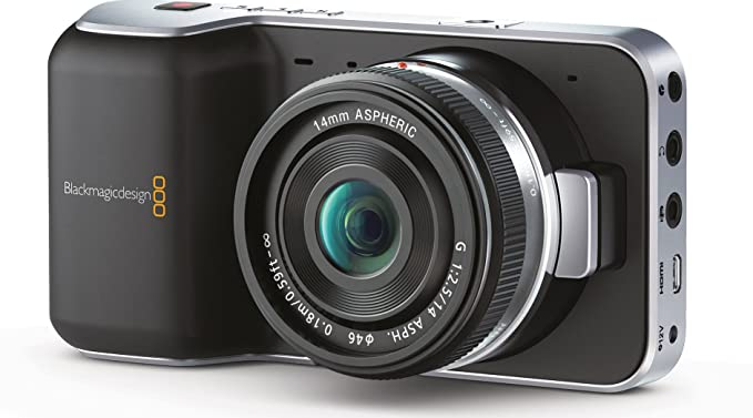 Blackmagic Design Pocket Cinema: Amazon.es: Electrónica