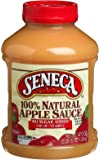 Seneca Apple Sauce, 100% Natural, No Sugar Added, 47 oz