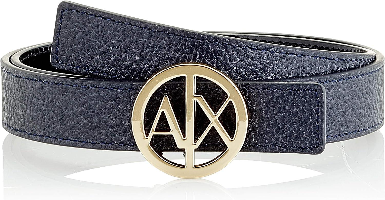 Armani Exchange Institutional Cinturón para Mujer