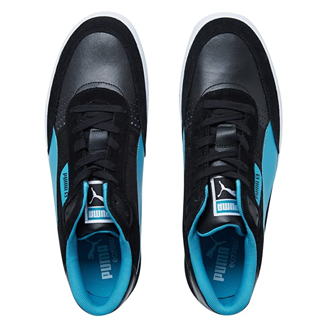Puma - Mocasines para hombre, color negro, talla 43: Amazon.es: Zapatos y complementos