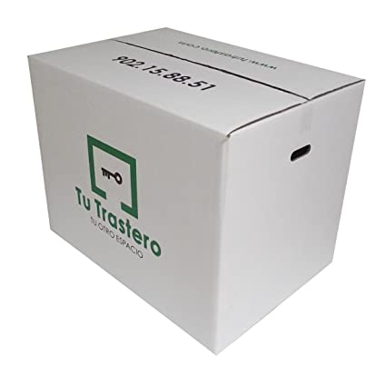 Caja de Carton 60x40x40 cm Lote de 5 unidades