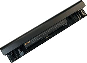 New GHU Battery JKVC5 58 WHR Replacement for Dell Inspiron 1764 1564 1464 P/N 312-1021 312-1022 451-11467 05Y4YV 0FH4HR NKDWV K456N 1464D 1564R P07E P08F 5YRYV 9JJGJ TRJDK CW435 5200 mAh