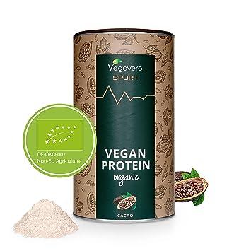 BIO Vegan Protein Powder Vegavero SPORT® | Proteínas Isolate de ...