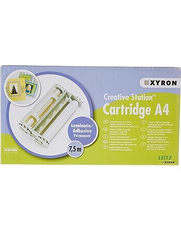 3b86a52c6e310 Cartucho de recambio para creación de señales plastificadas con Xyron  Creative Station