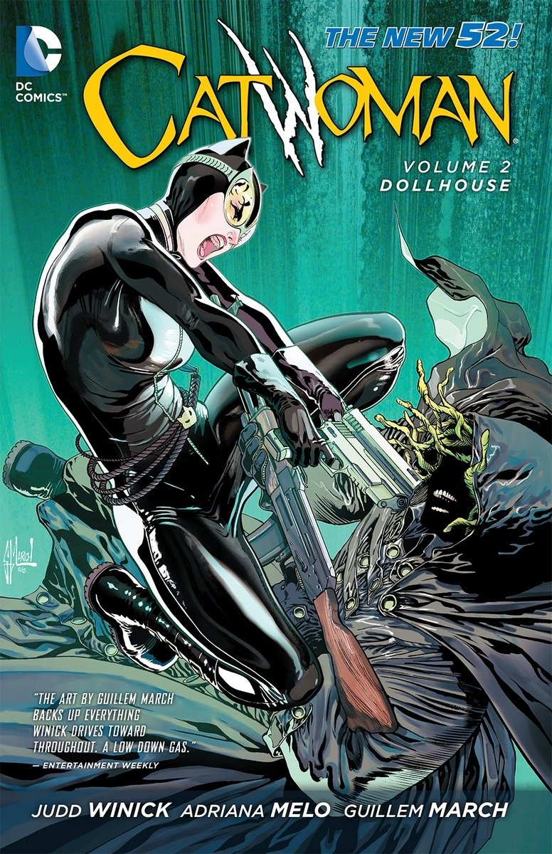 Catwoman Vol. 2: Dollhouse (The New 52) (Catwoman (DC Comics Paperback))