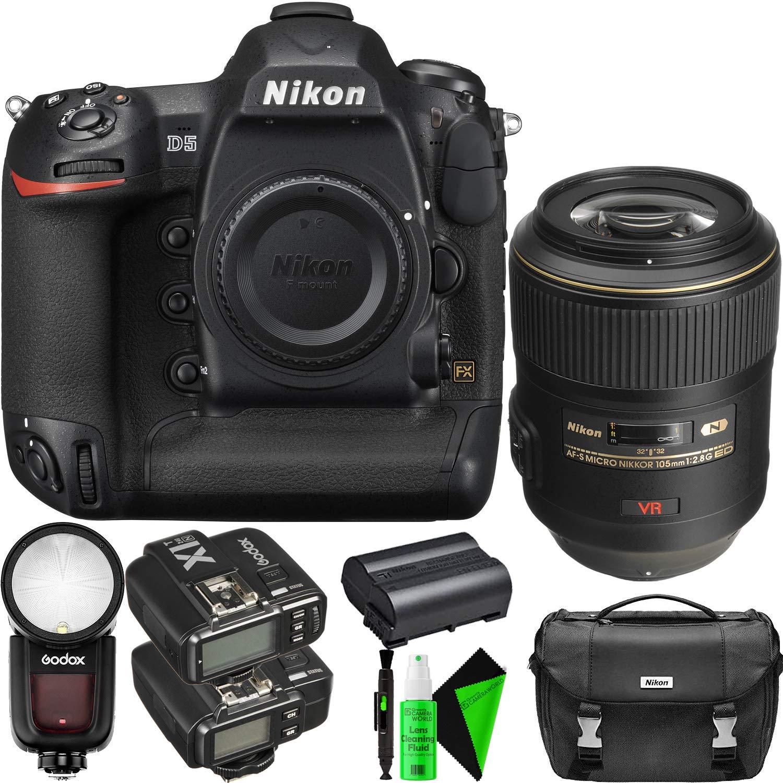 Amazon.com: Cámara Nikon D5 DSLR (cuerpo solamente, doble ...