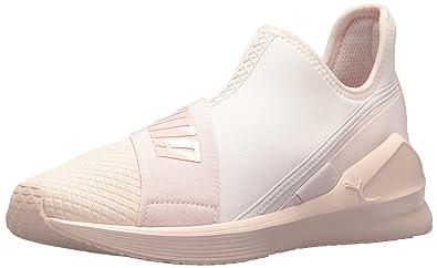 Puma Frauen heftige Slip-On-Schuhe 37.5 EU Pearl White