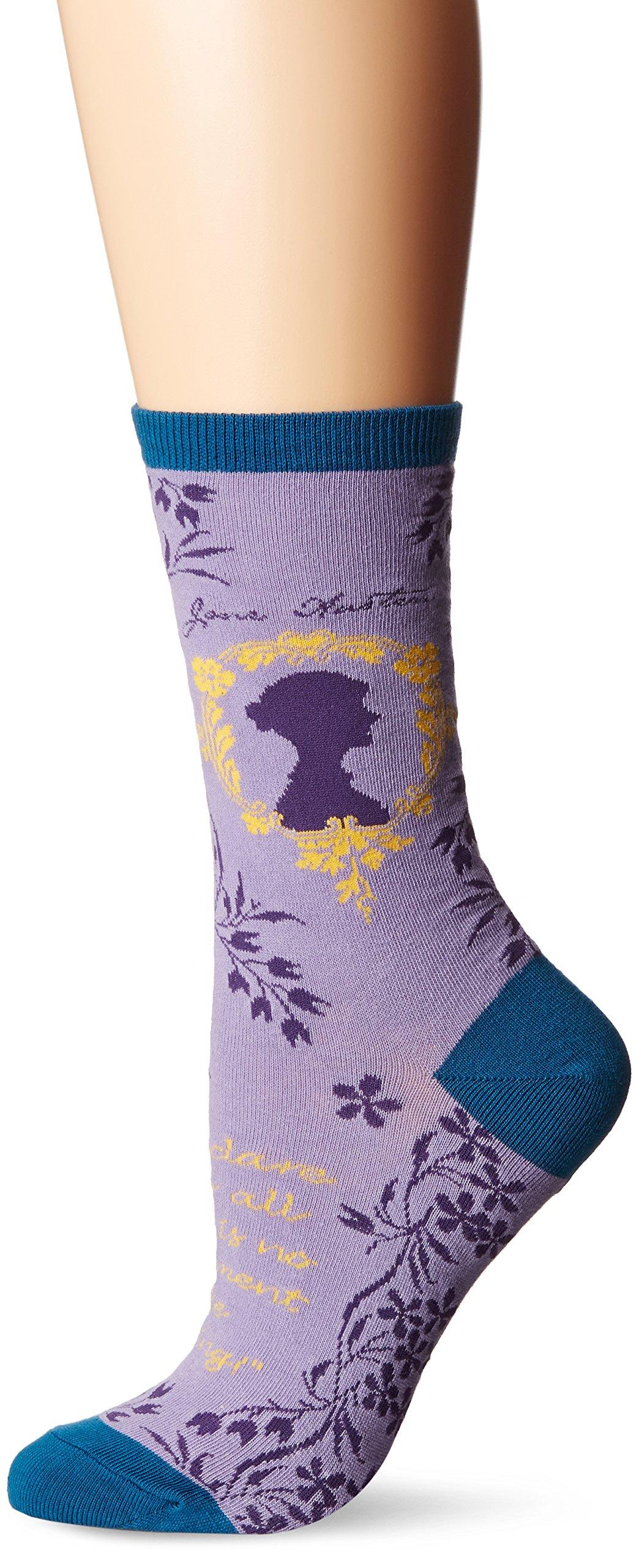 Socksmith Womens Jane Austen