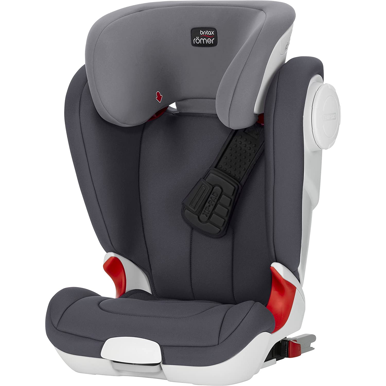 Britax Römer car seat Kidfix XP (SICT) Group 2/3. Britax Römer NPD 2000029190